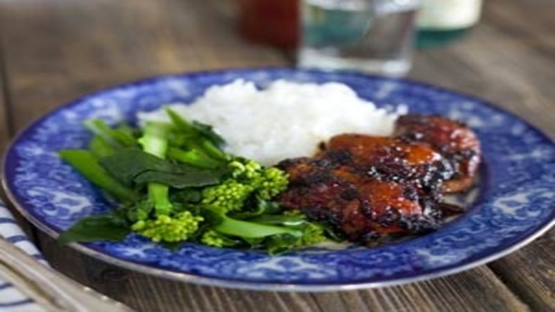 Chilli jam chicken good food channel forumfinder Images