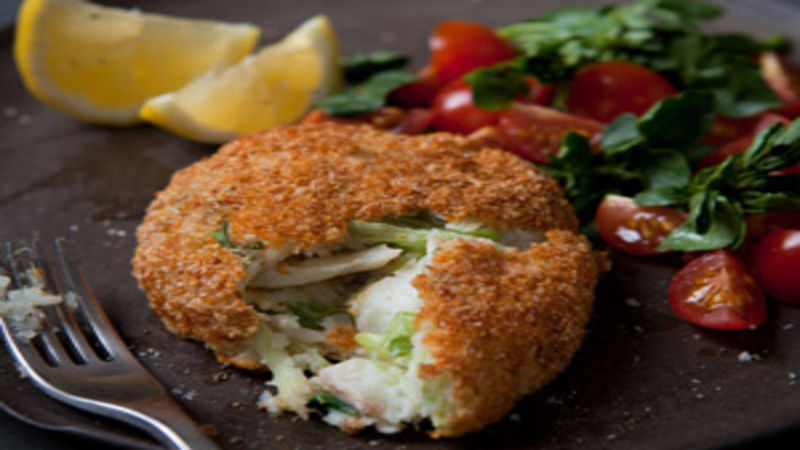 Mary Berry Everyday Haddock Fish Cakes