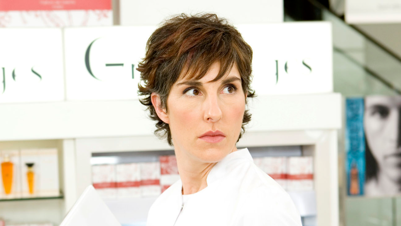 Tamsin Greig Dave Faces Dave Channel