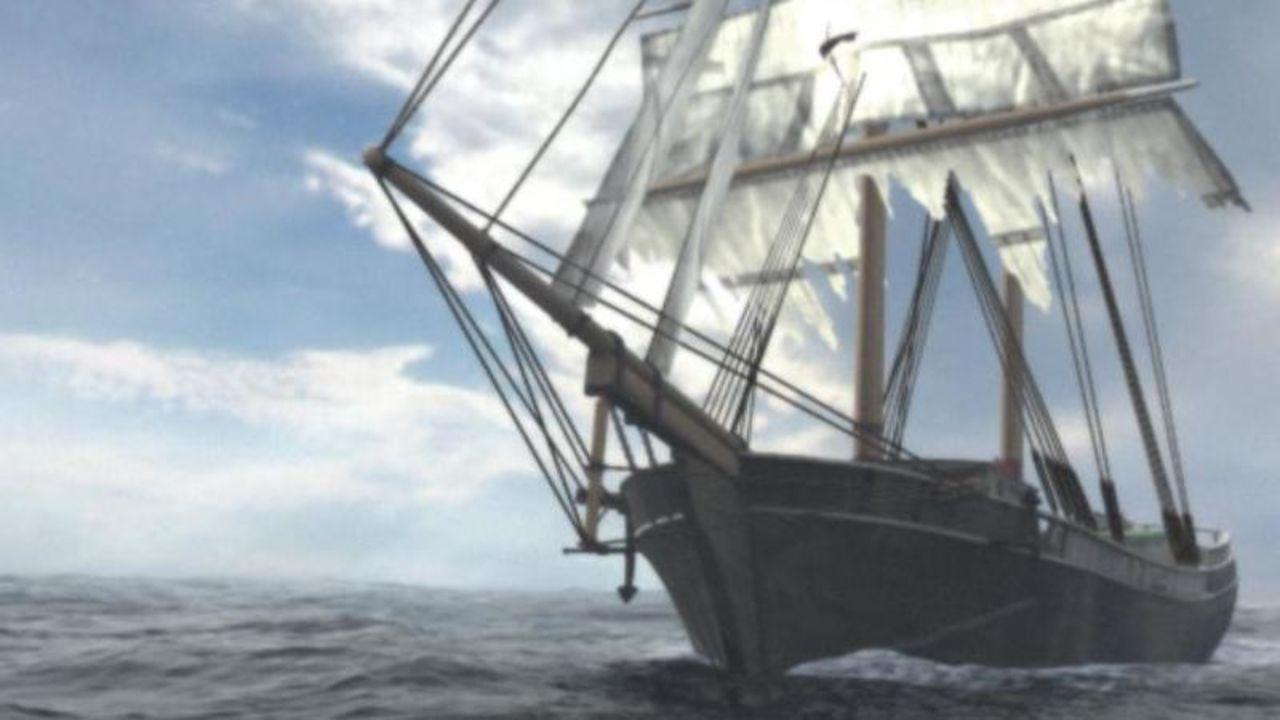 Kapal yang Selalu Sial  dalam Pelayaran Itu Akhirnya Tertembak Torpedo Sendiri
