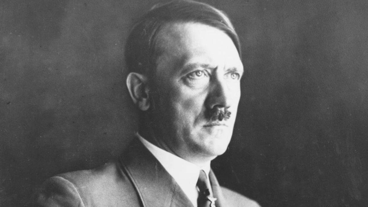 Research papaer on hitler