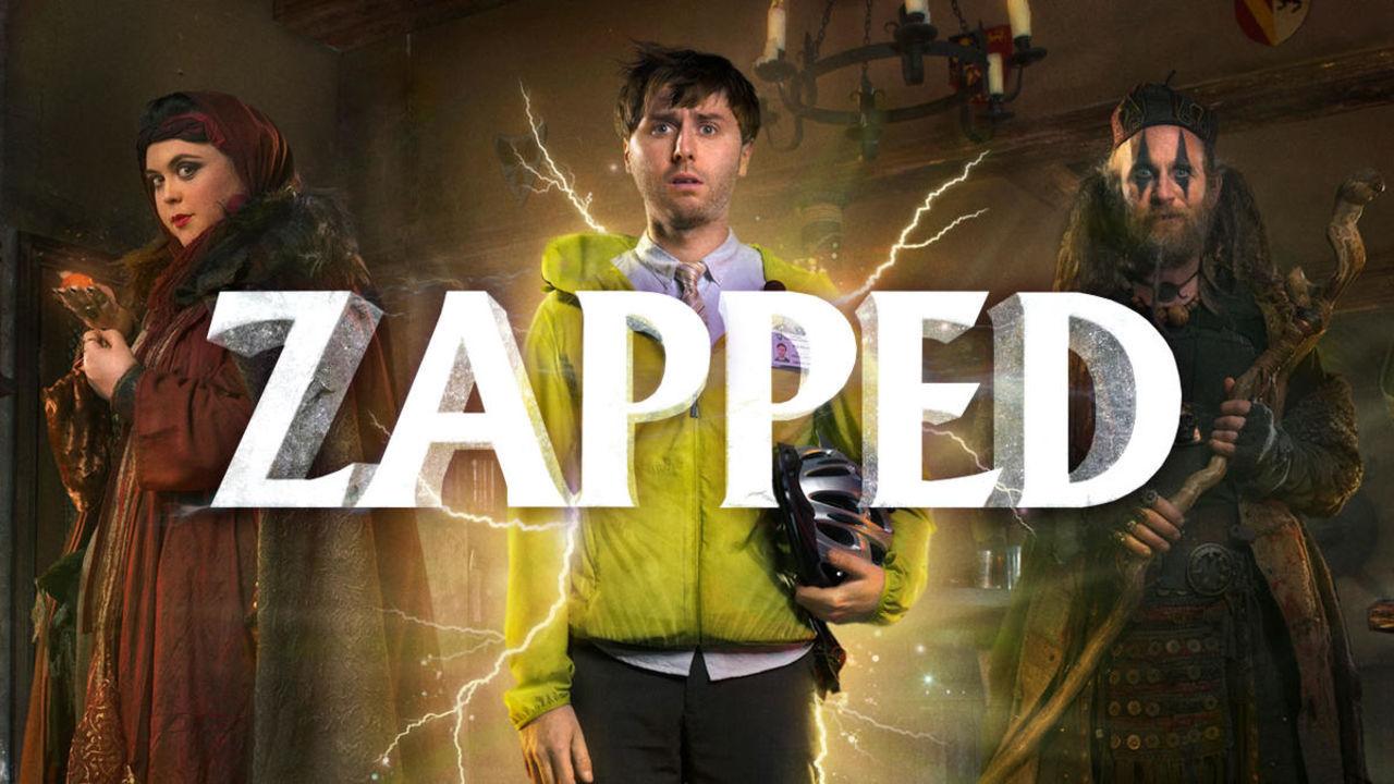 Image result for ZAPPED UKTV