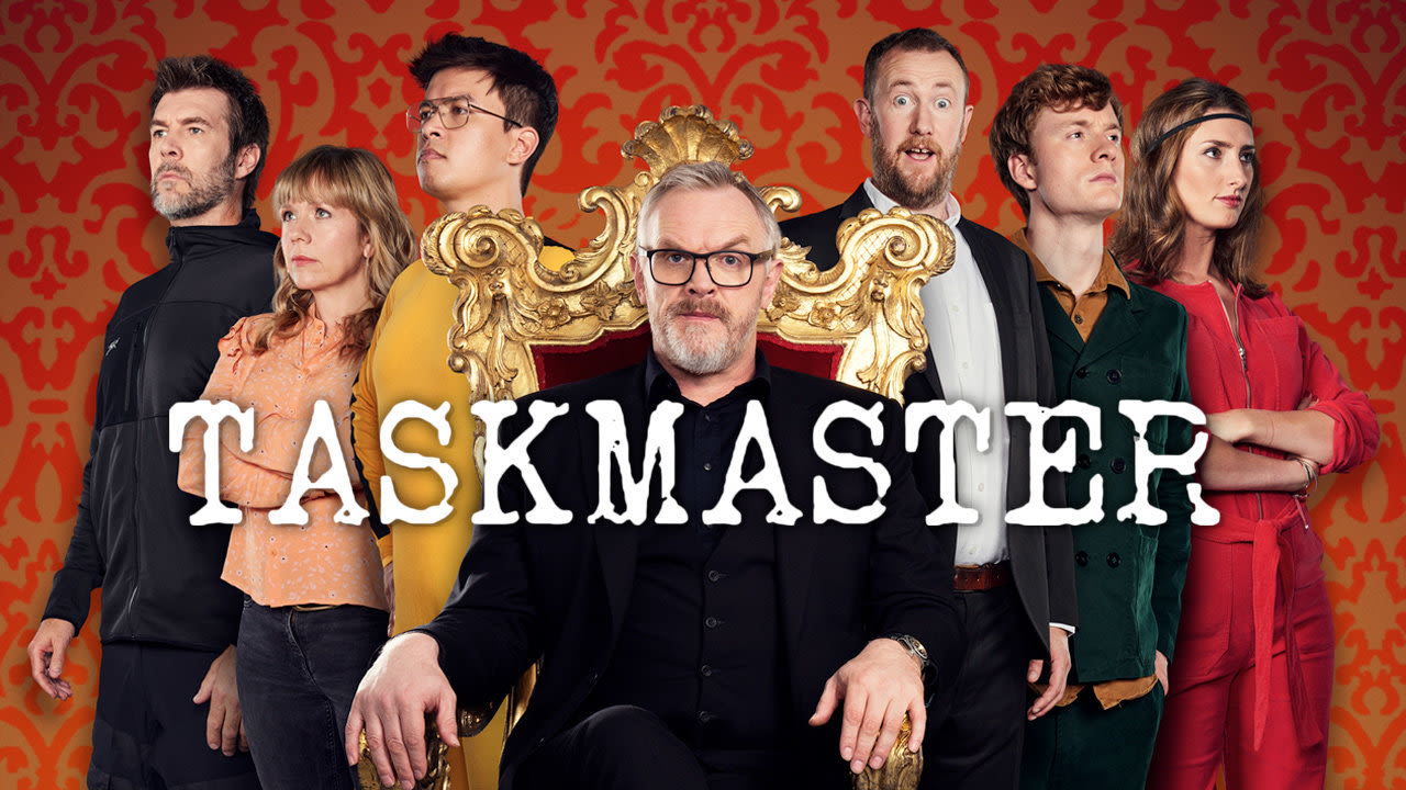 Watch Taskmaster Online | On Demand | UKTV Play