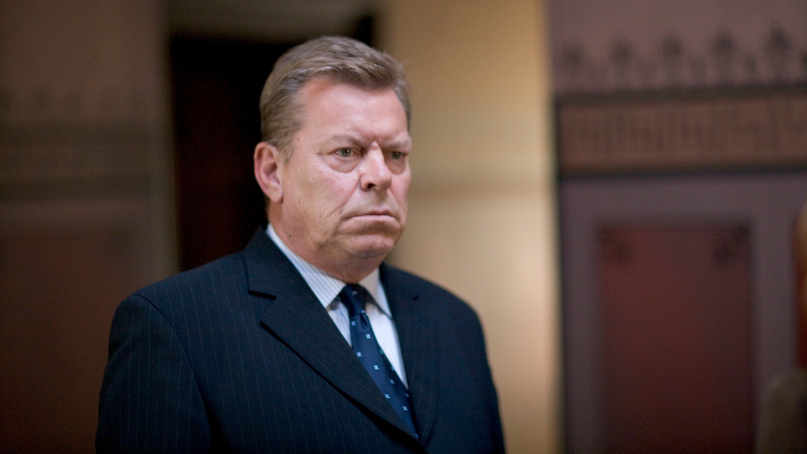 warren clarke cause of death