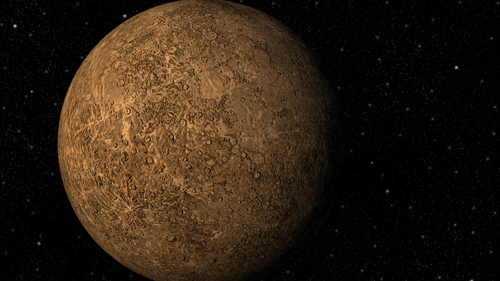 Mercury   The Solar System   Science   Eden Channel