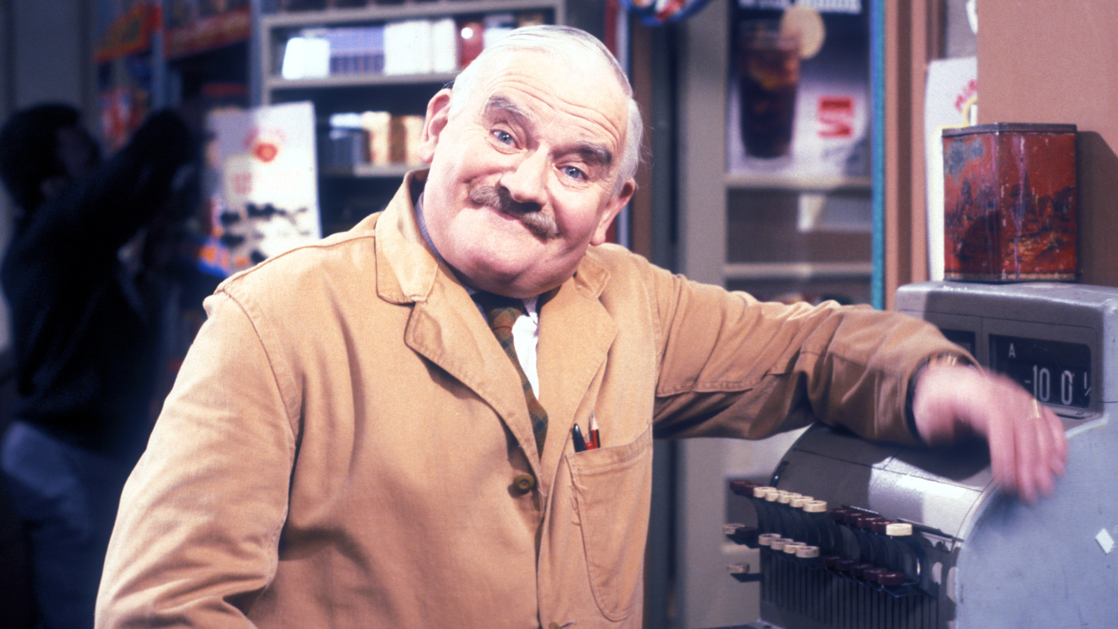 ronnie barker four candles
