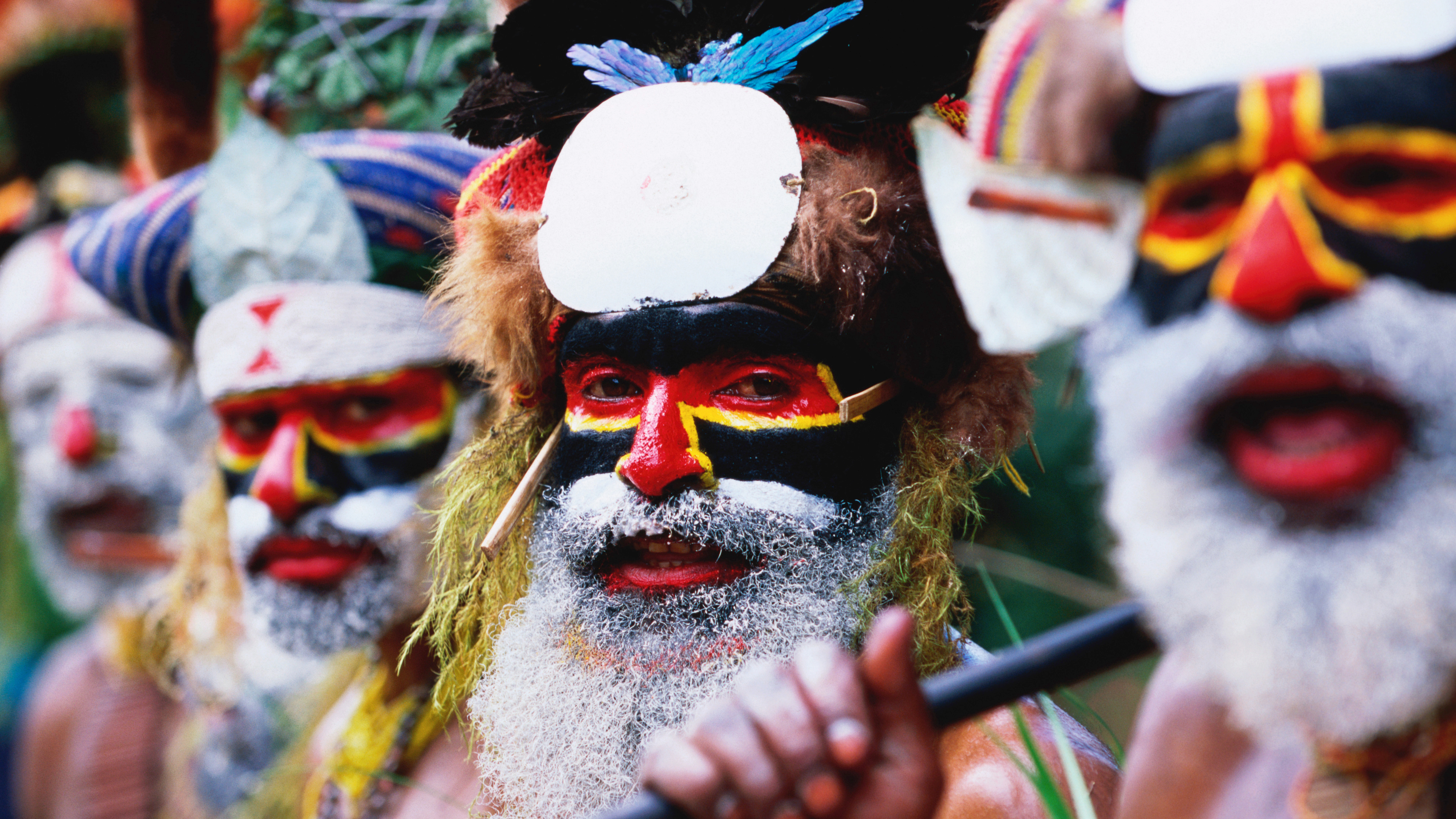 The yanomami tribe facts