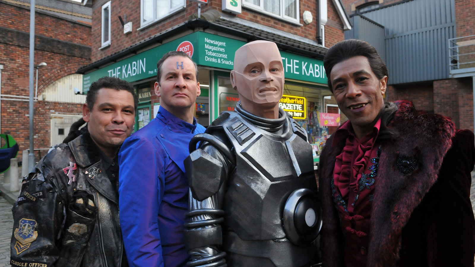 About Red Dwarf: Back to Earth | Red Dwarf Back to Earth ...