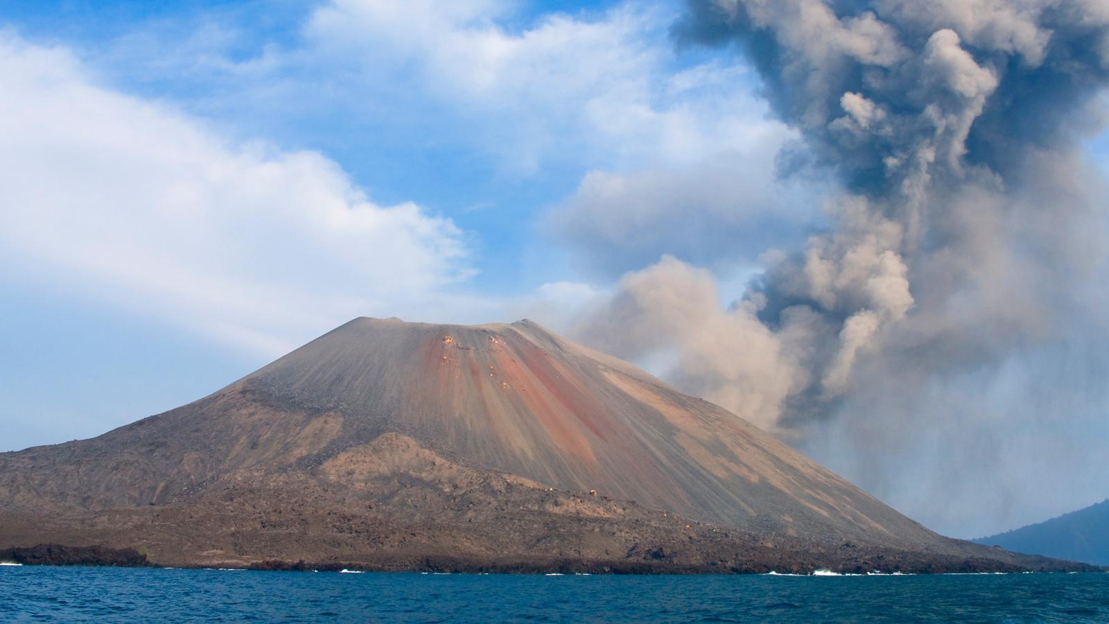 Krakatoa Facts | Earth | Nature | Eden Channel
