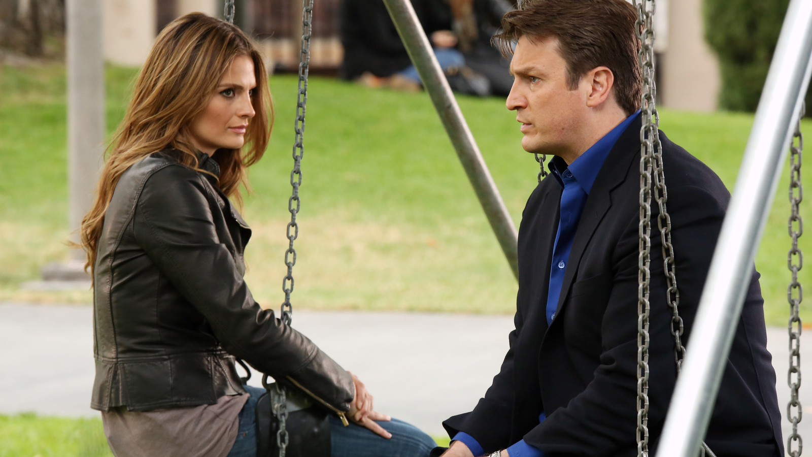 richard castle and kate beckett relationship quiz