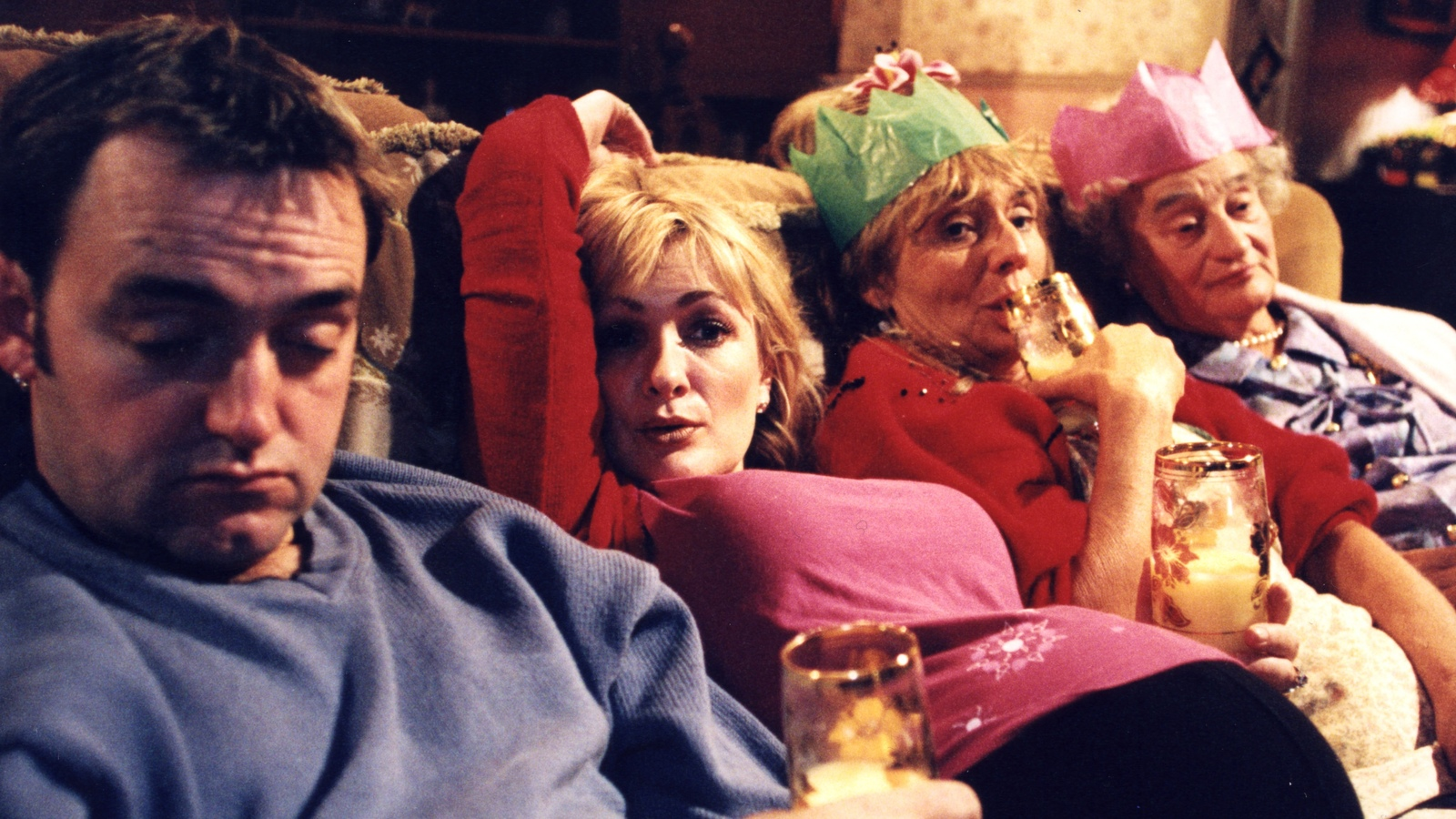 A Royal Christmas Cast.10 Things You Didn T Know About The Royle Family The Royle