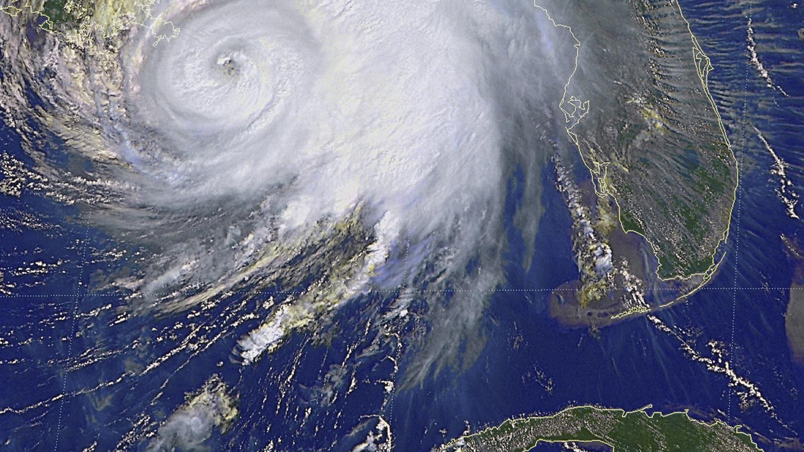 Hurricane The Anatomy Eden Channel