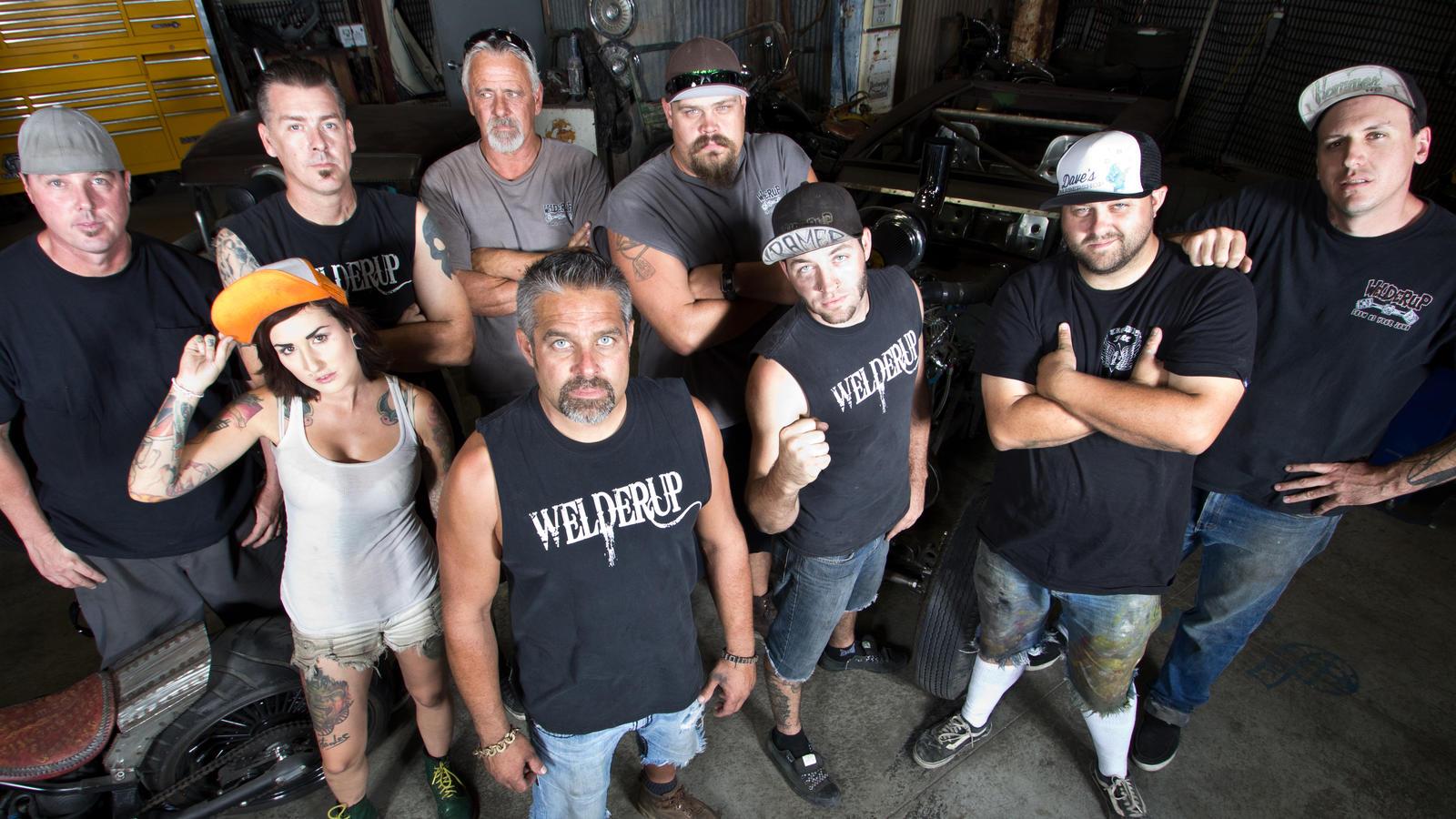 Who Are The Sin City Motors Crew Sin City Motors Dave