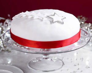 Modern Christmas Cake Good Food Channel