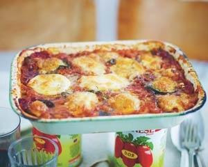 Aubergine parmigiana | Good Food Channel