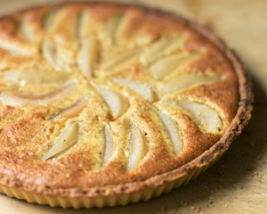 Pear and almond tart good food channel forumfinder Images