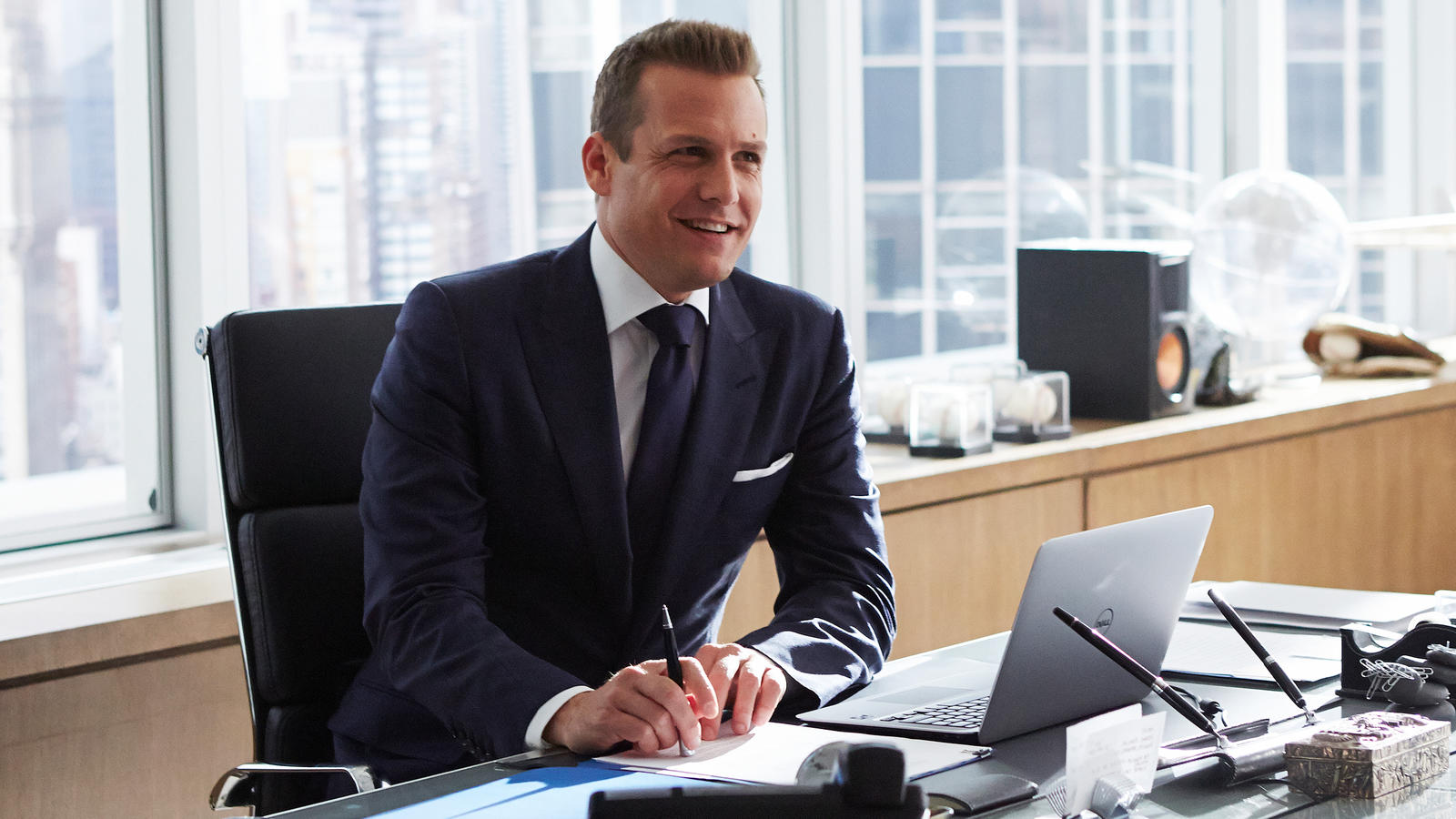suits harvey specter office. Suits Harvey Specter Office F