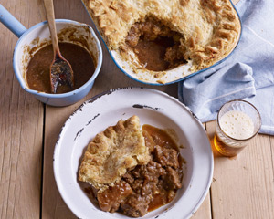 Paul Hollywood's Meat and potato pie | Good Food Channel
