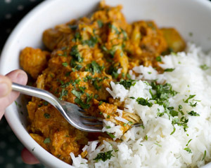 Simple Chicken curry | Good Food Channel