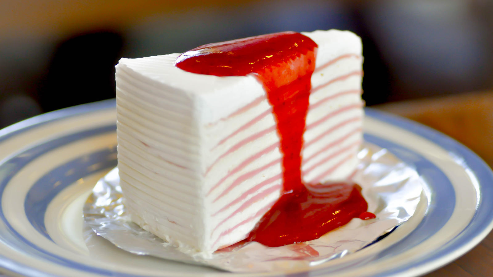 Gin and tonic opera cake good food channel forumfinder Image collections