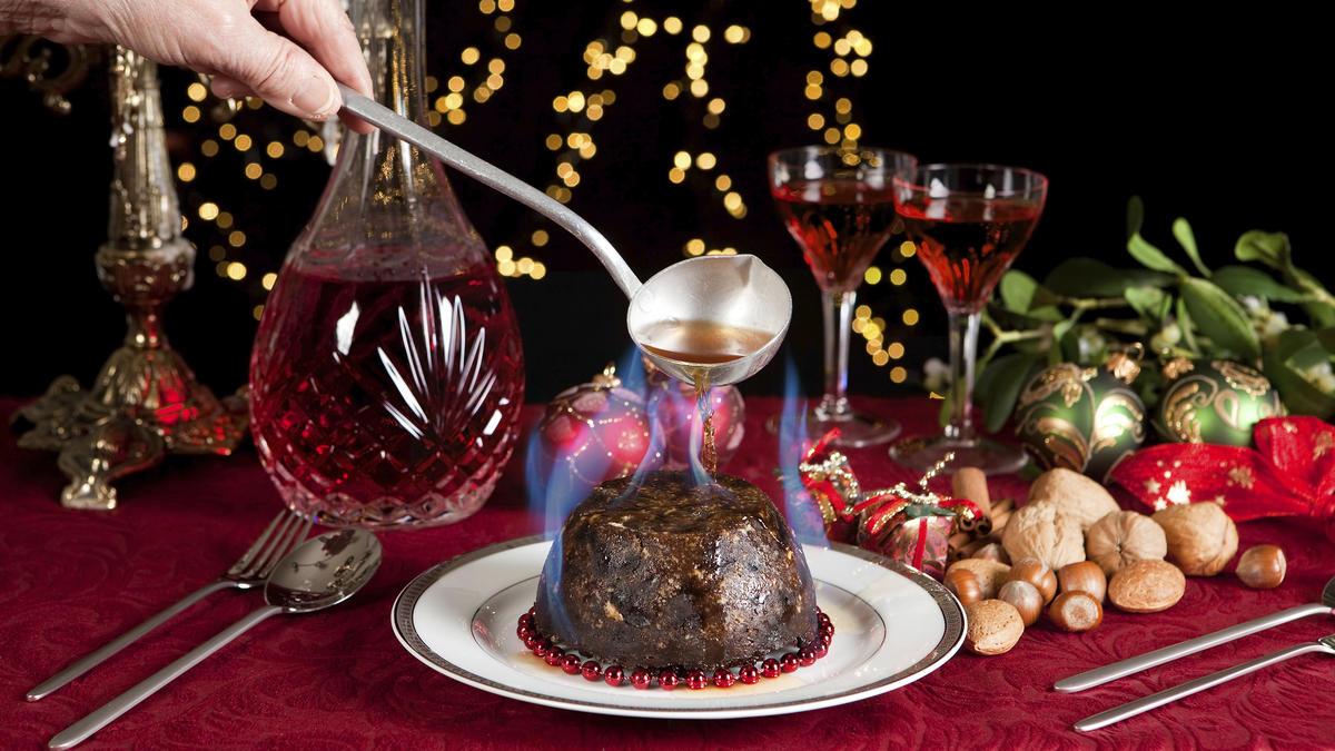 Christmas Pudding Basins