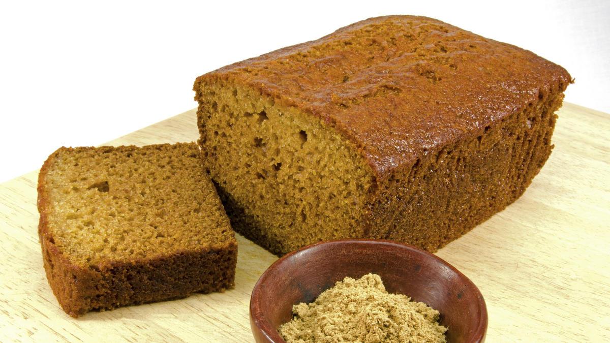 Stem Ginger Loaf Cake Recipe