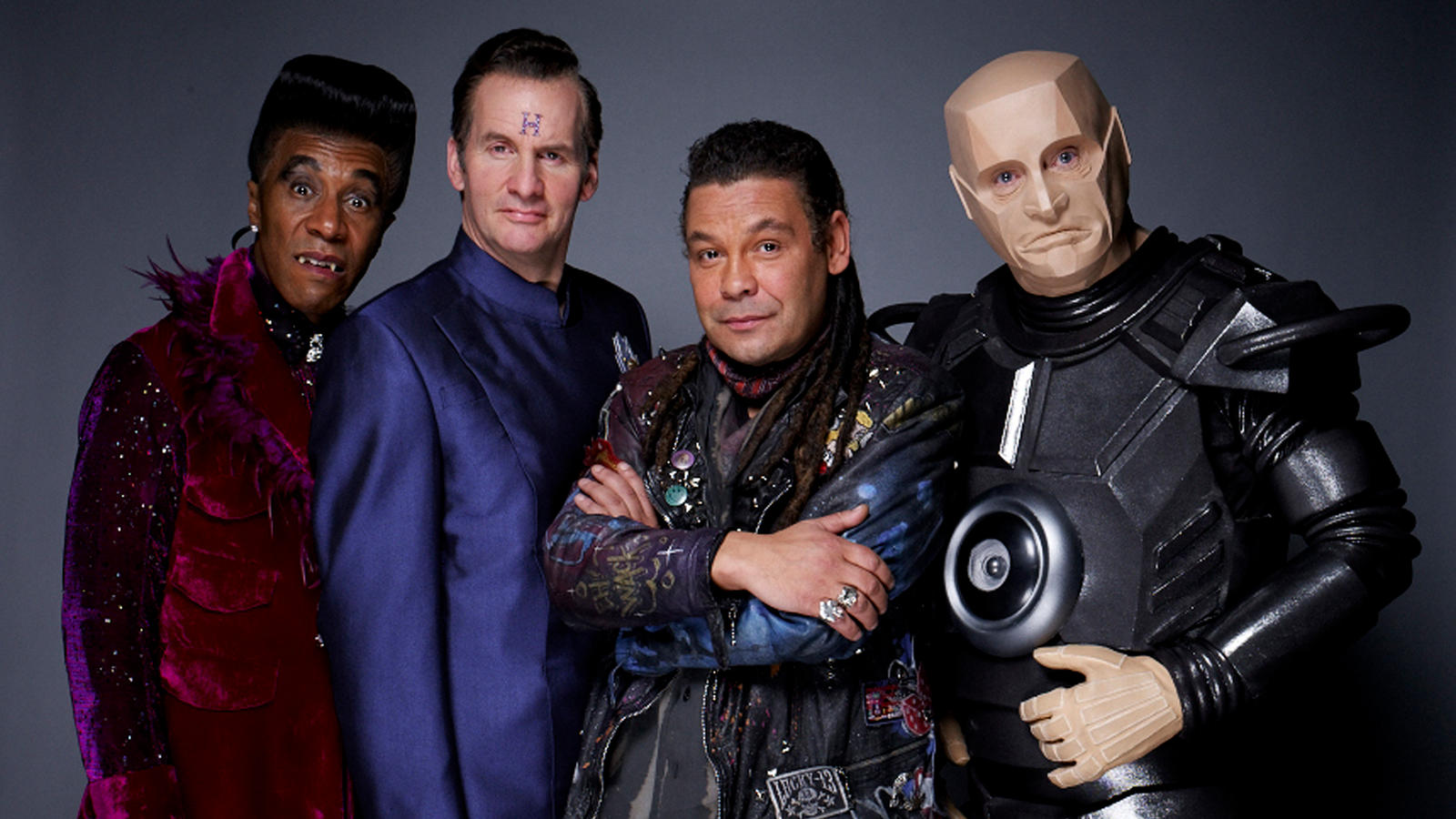 Trailer: Red Dwarf (sezona 12)