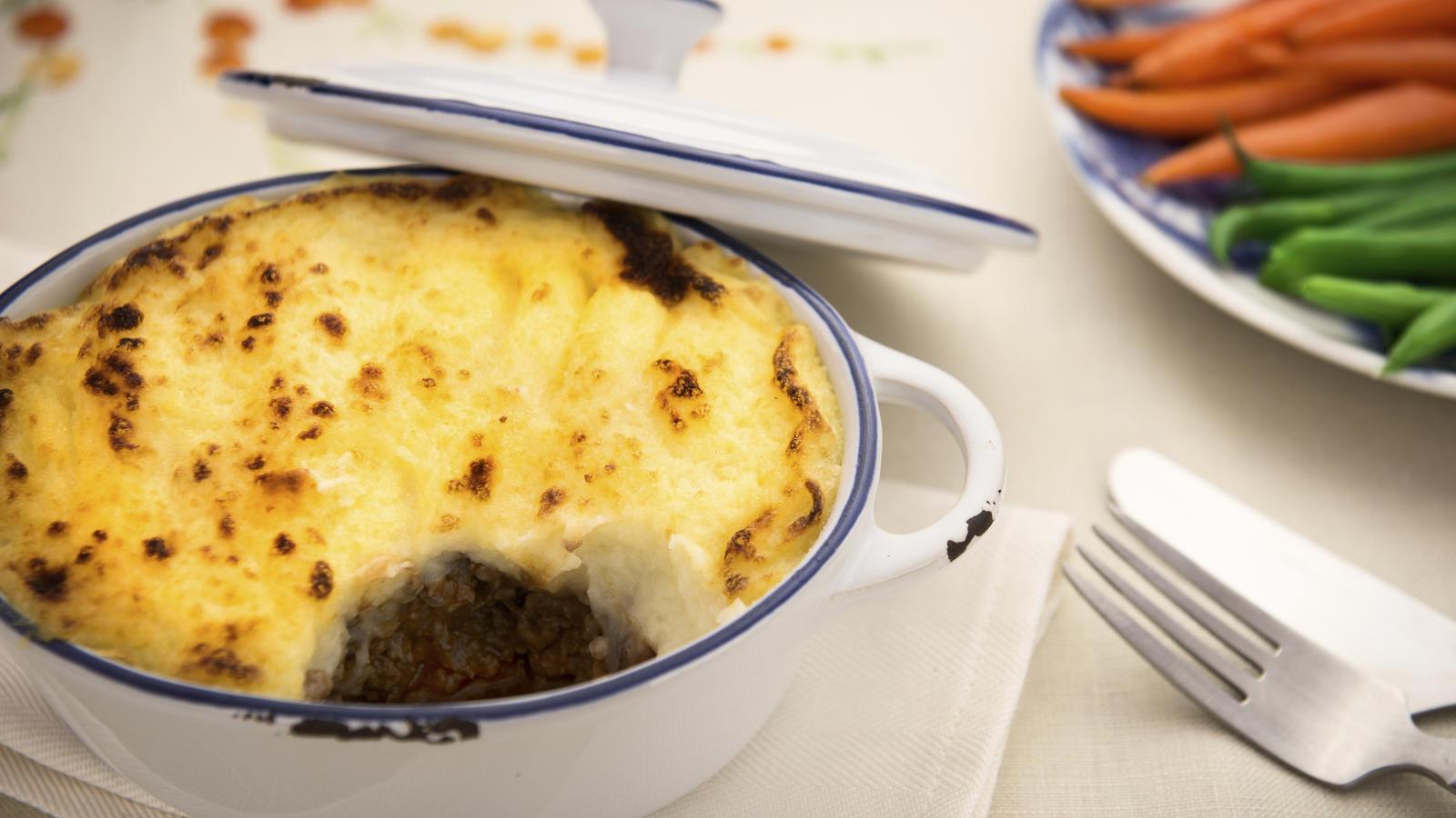 Vegetarian shepherds pie good food channel forumfinder Images