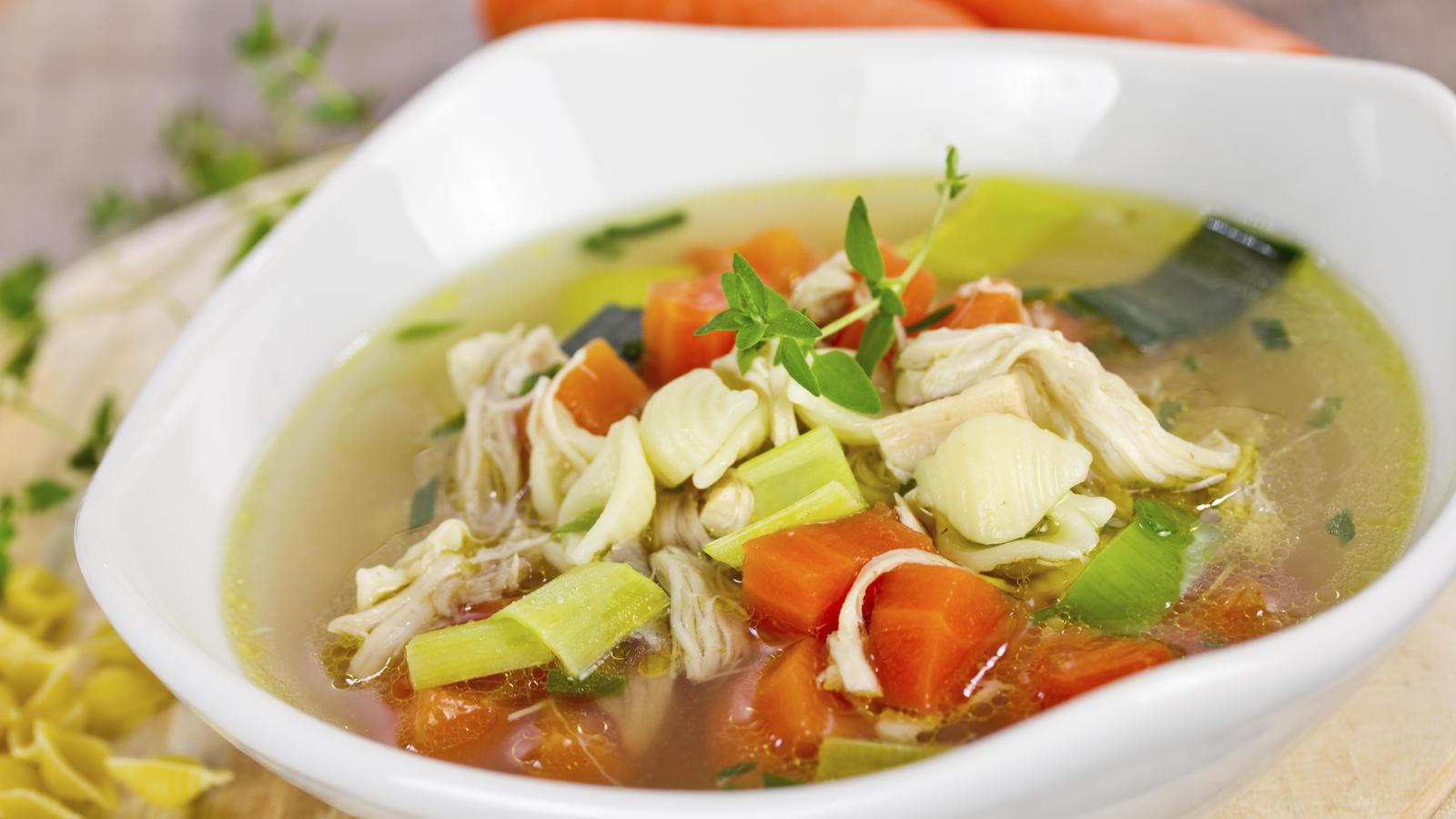Овощные супы диета 5