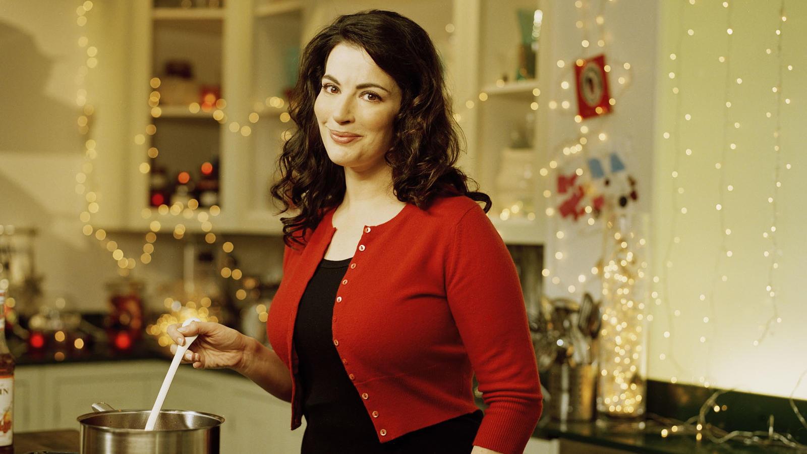 Nigella S Christmas Kitchen Recipes