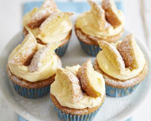 James Martin Lemon Butterfly Cakes