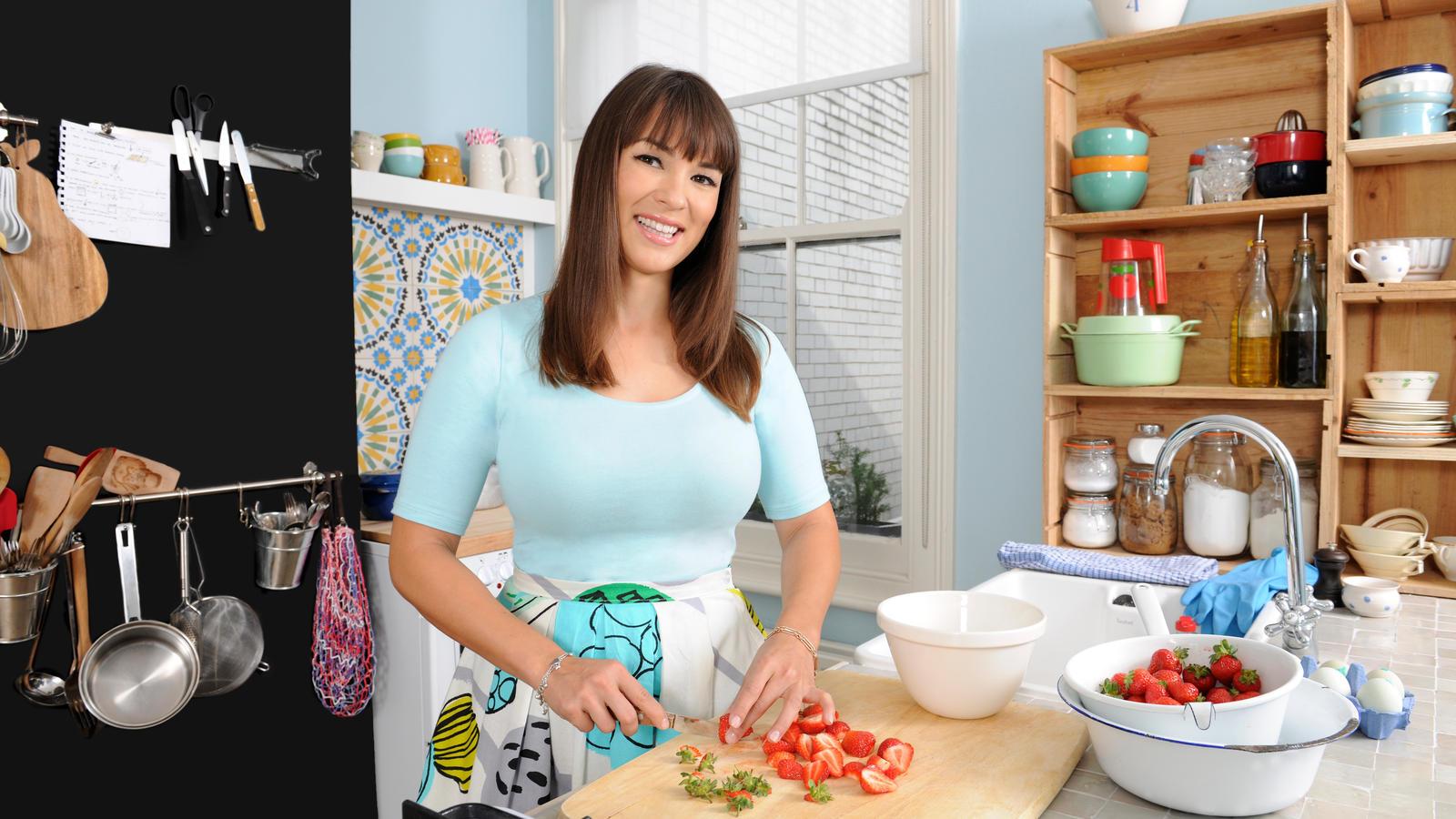 Rachel Khoo S Kitchen Notebook Cosmopolitan Cook Good