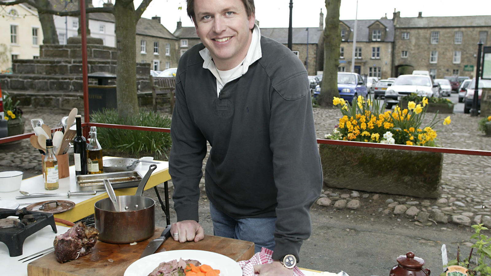 James martins mediterranean good food channel james martin yorkshires finest forumfinder Gallery