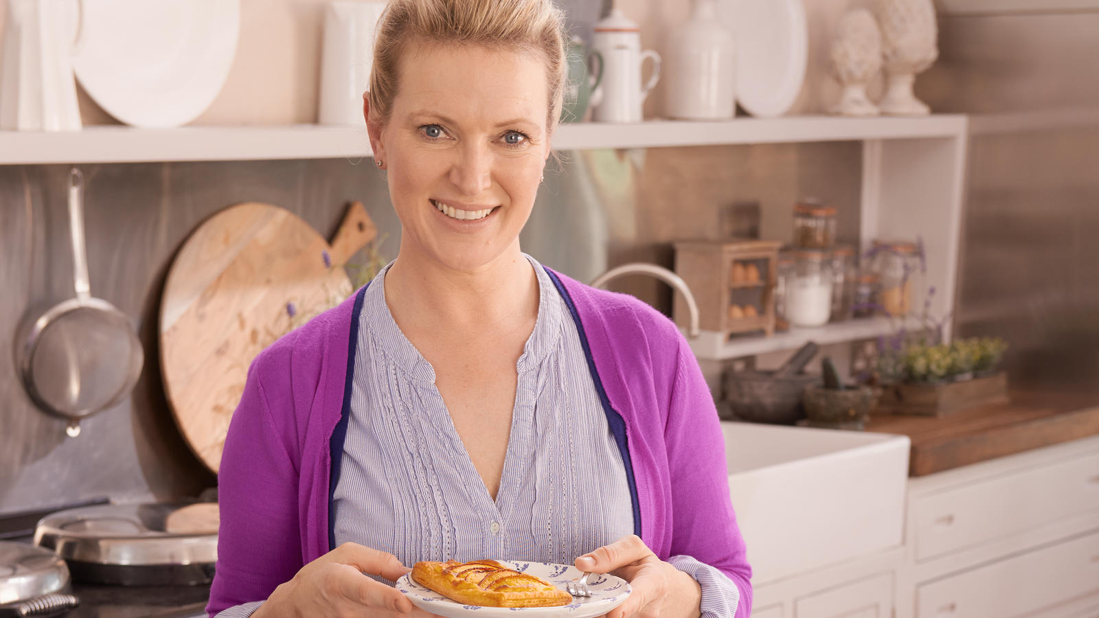 Rachel Allen Bake Good Food Channel