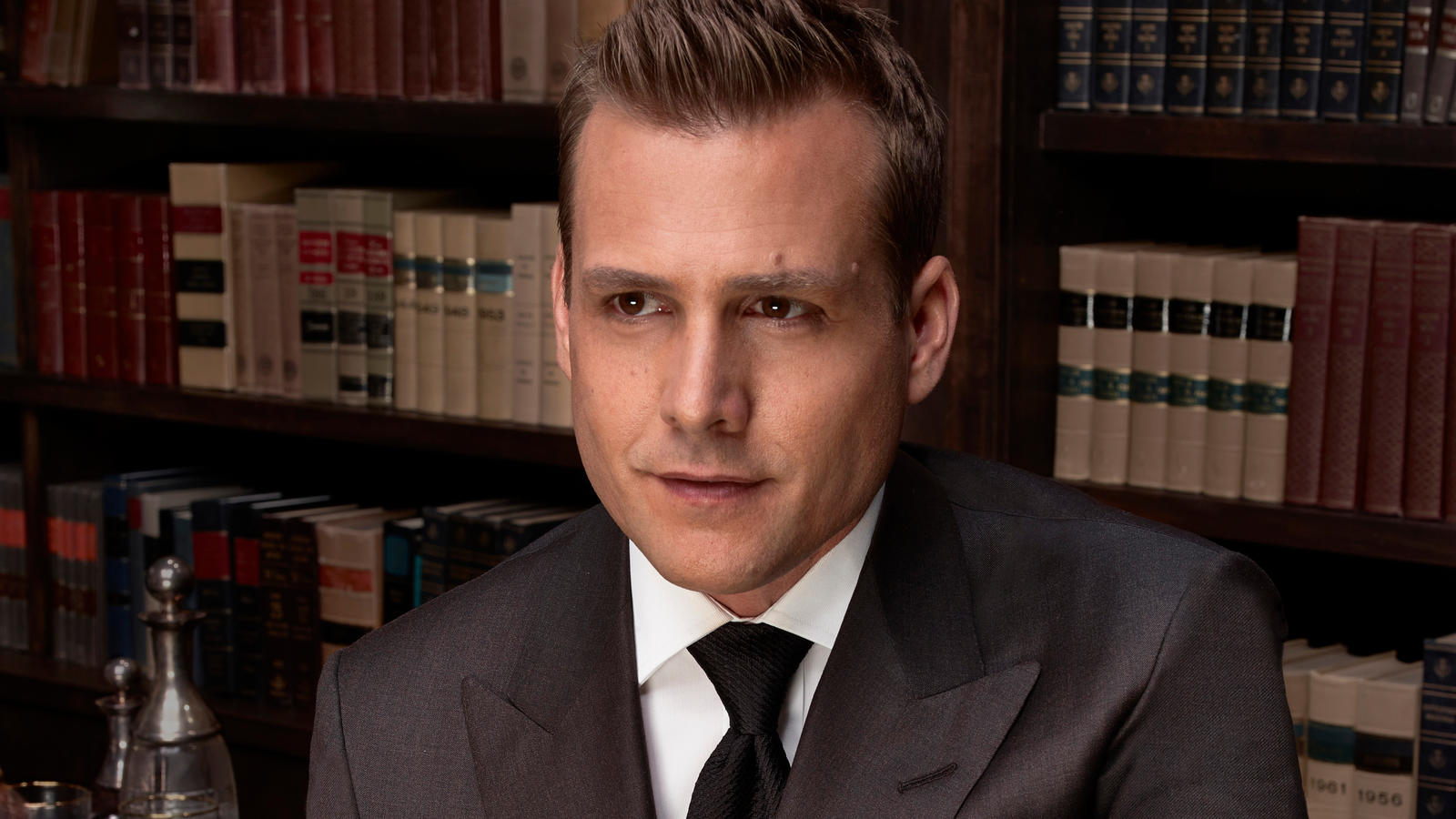 Harvey Specter from Suits... This man... makes me jealous of