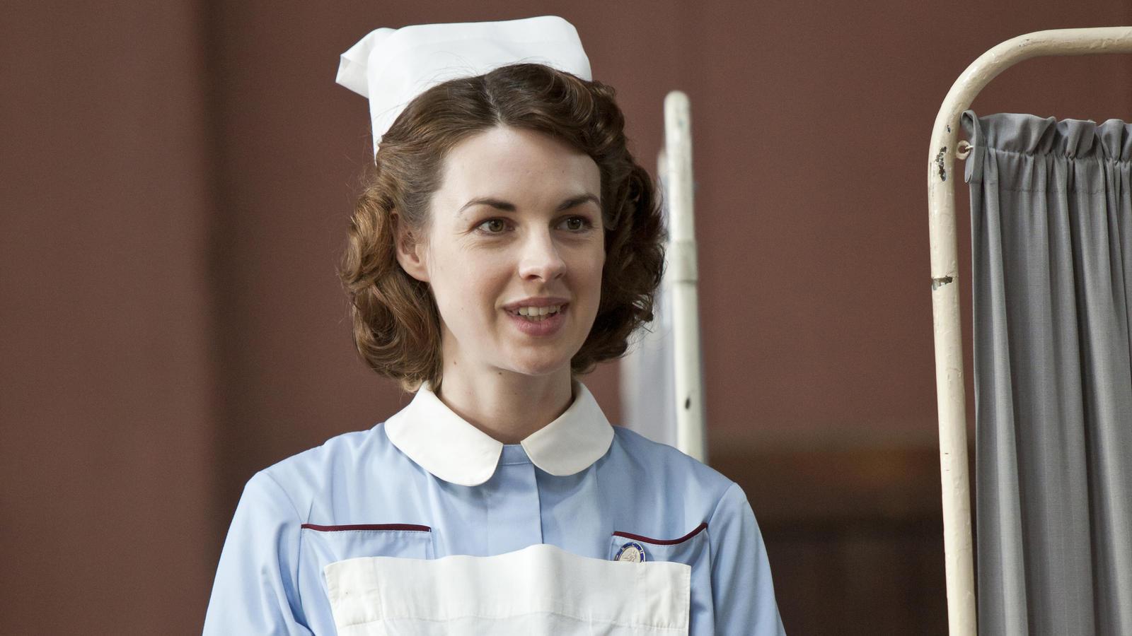 Older nurse jenny lee