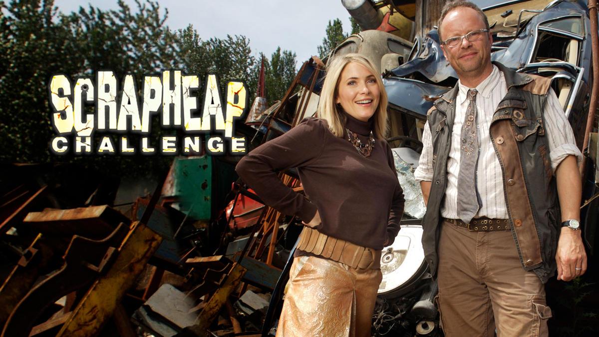 watch scrapheap challenge online