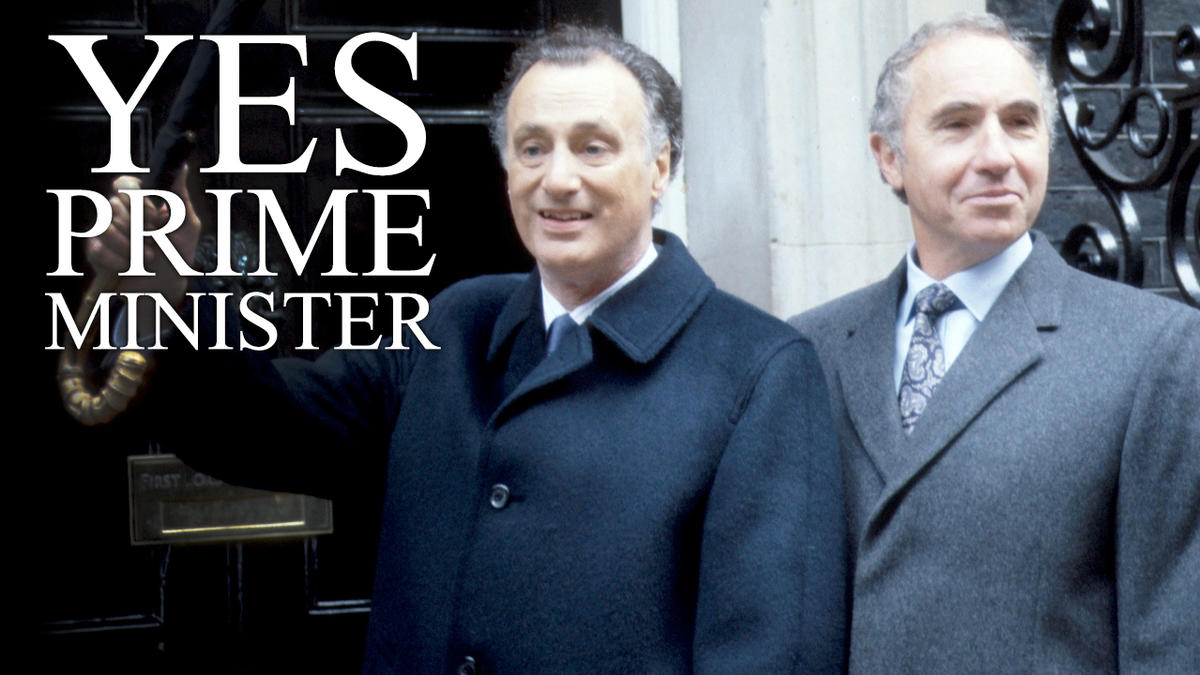watch yes prime minister veoh