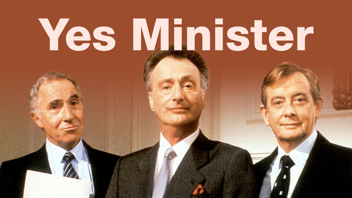 Watch Yes, Minister Online