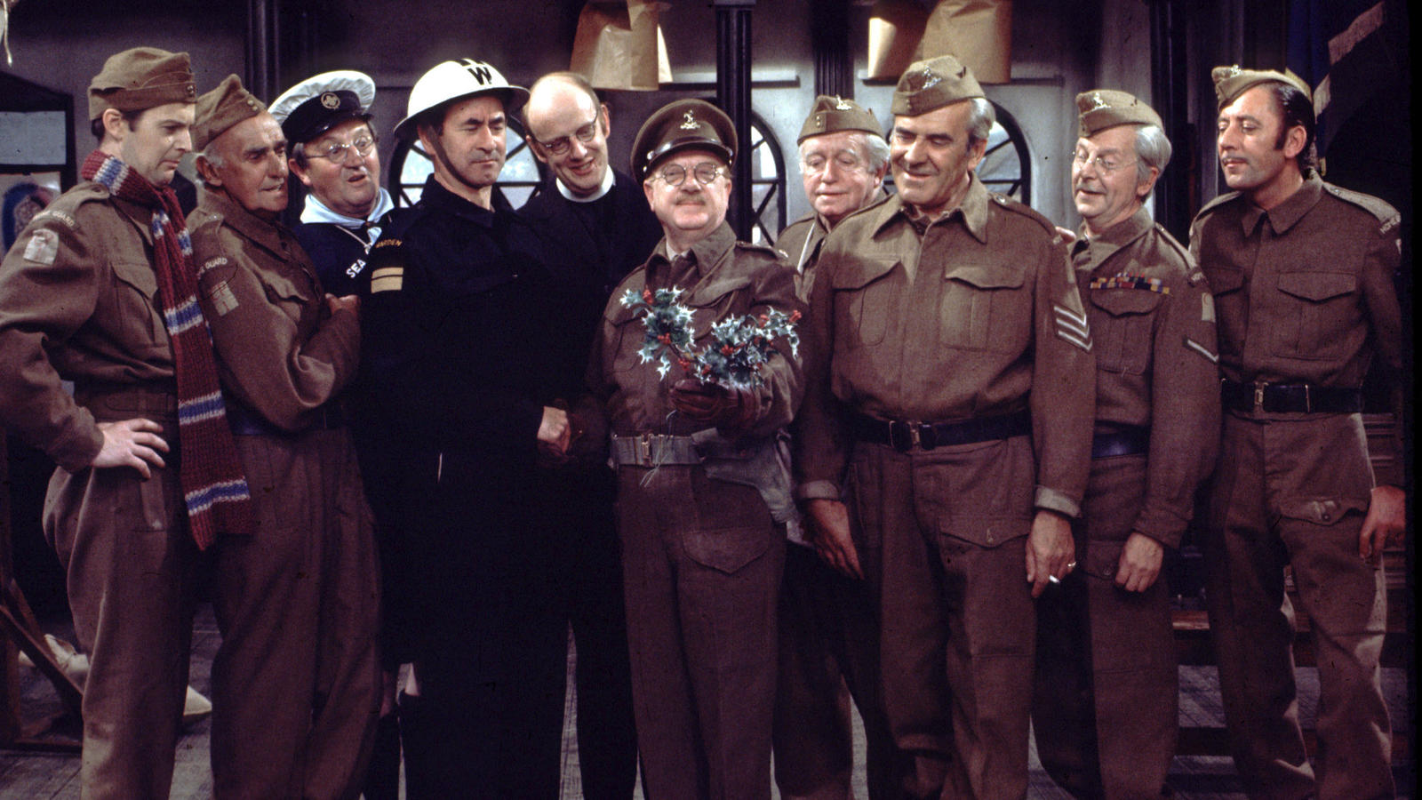 Dad S Army Gold