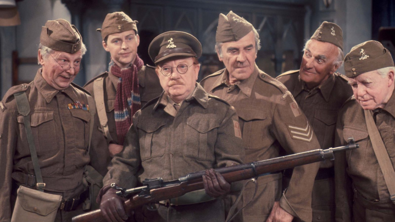Image result for captain mainwaring