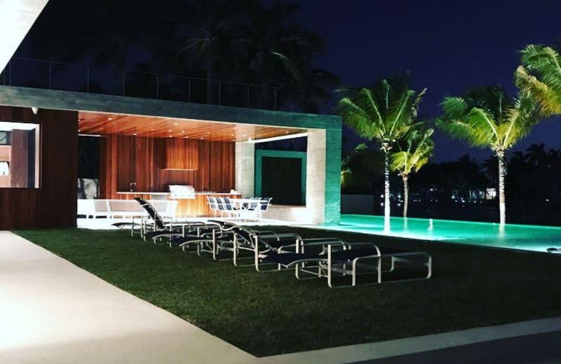 Florida Residential Landscape Lighting