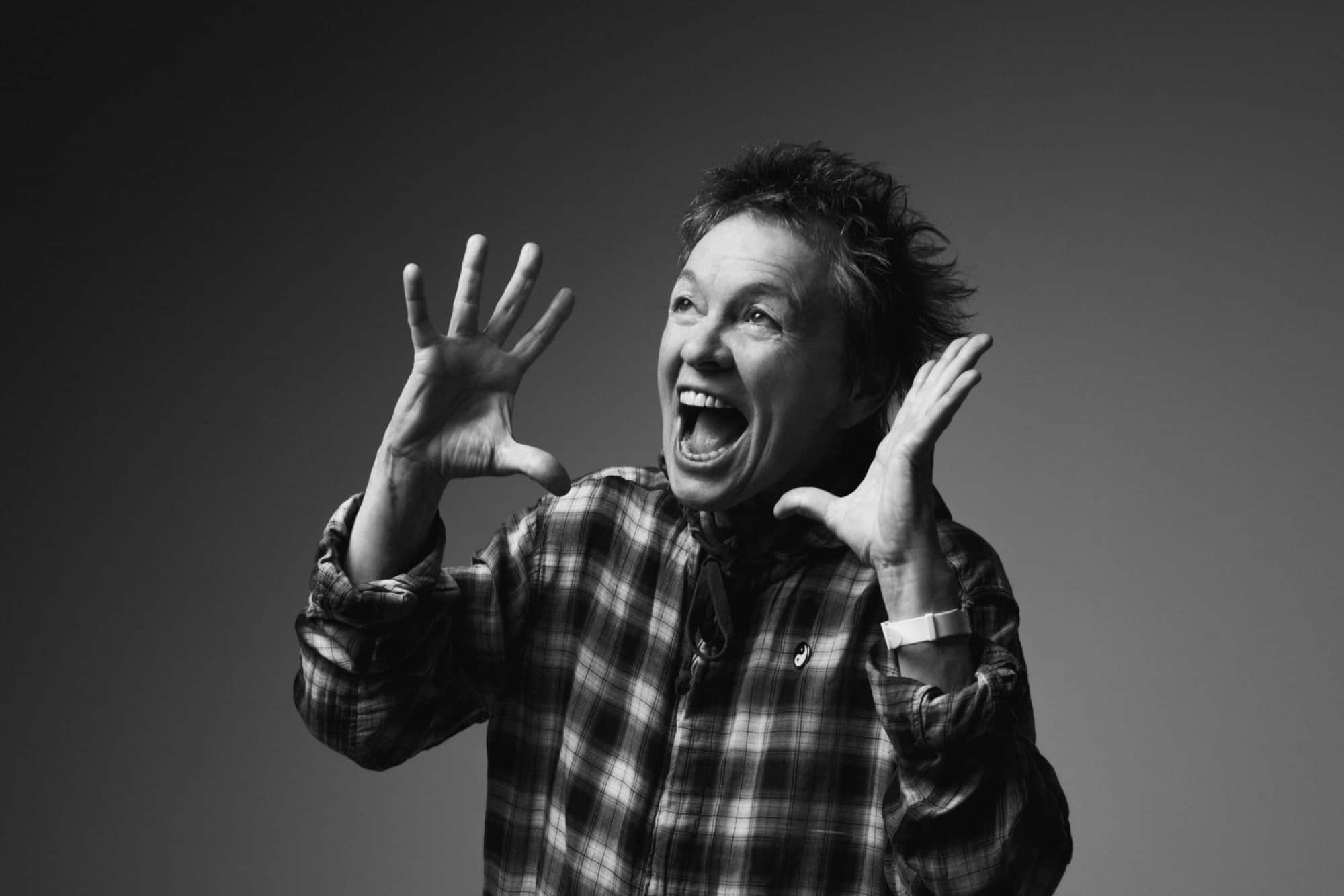 Laurie Anderson & Zeitkratzer (WP) (SOLD OUT)