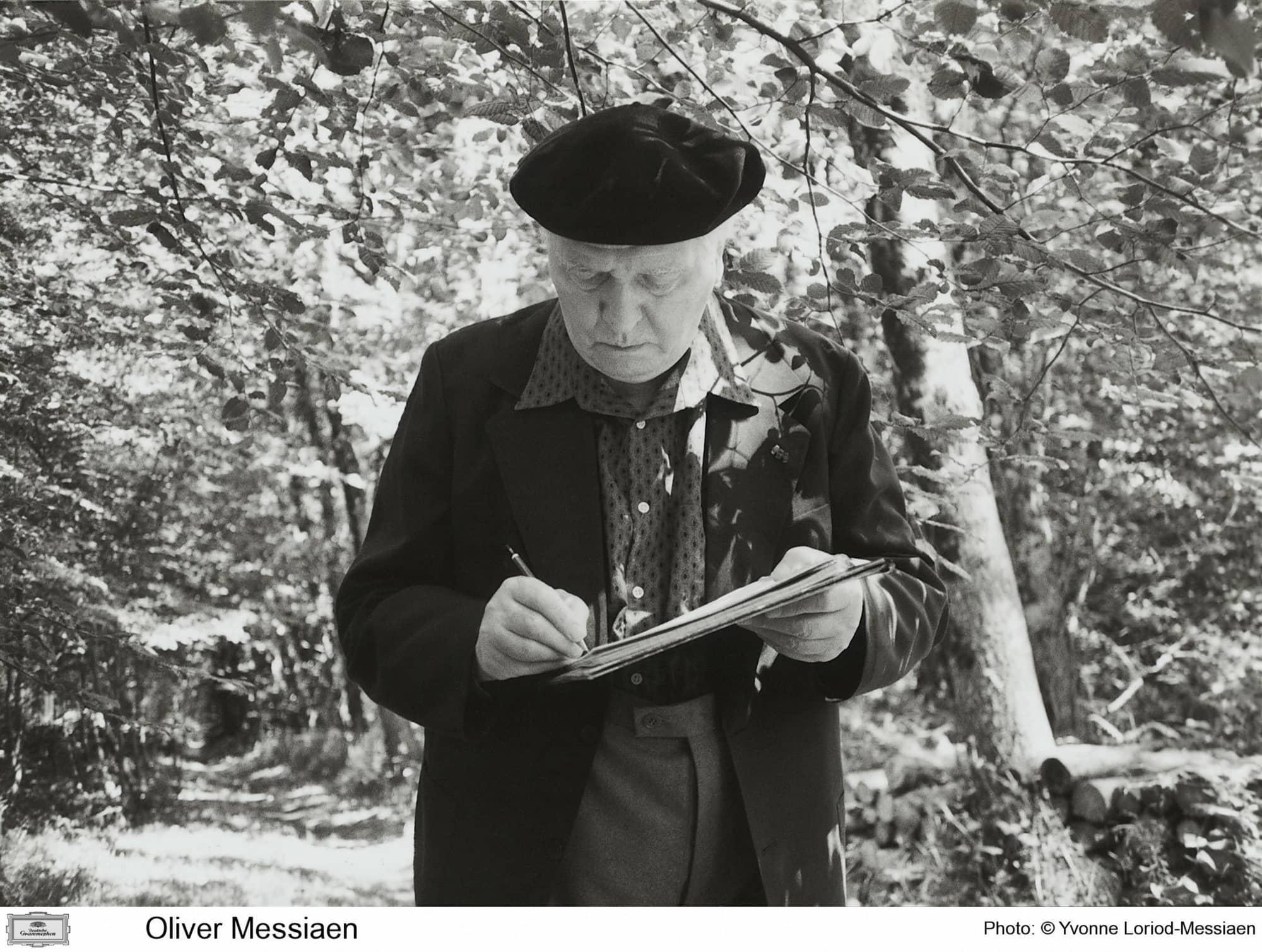Olivier Messiaen: Catalogue d'Oiseaux (Limited tickets!)