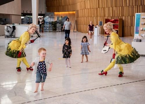 Babyopera: Christina Lindgren & Maja S.K. Ratkje (Utsolgt)