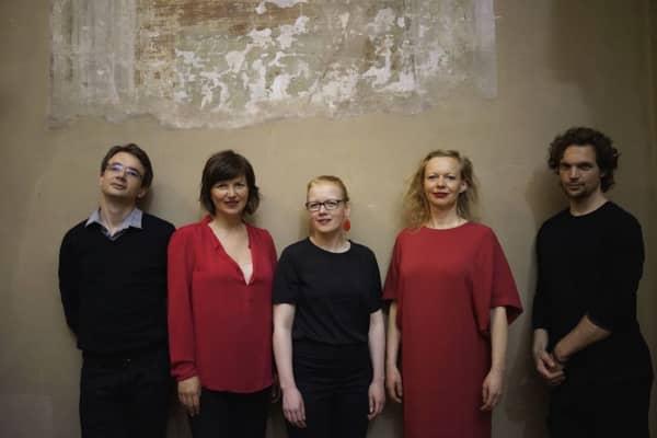 asamisimasa, Joanna Bailie & Trond Reinholdtsen (Utsolgt)