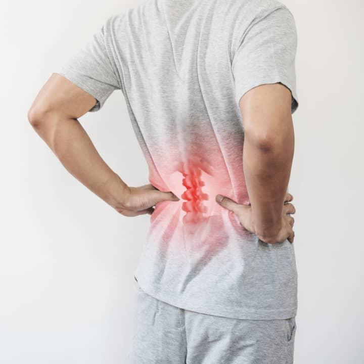 Chronic back pain treatment gold coast