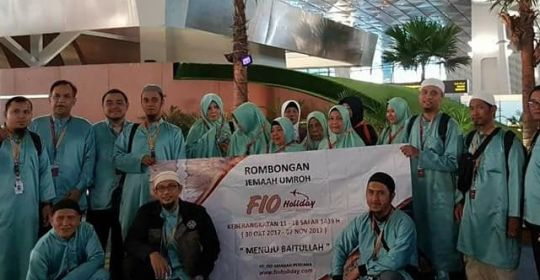 Promo Umroh & Kajian Islam 10 Hari & 2x Sholat Jumat