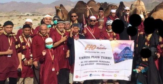 Umroh & Kajian Islam Plus Aqsa Petra Amman