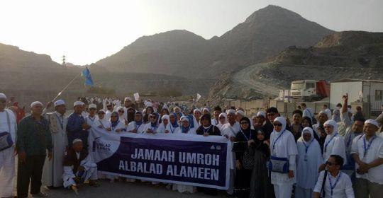 Paket Umroh Spesial Bersama Syekh Ali Jaber